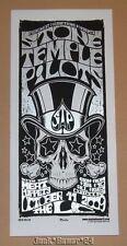 Stone Temple Pilots Columbus Mike Martin Poster Handbill Print Scott Weiland Art