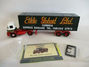 Corgi Classics Eddie Stobart Lorry, Foden S21 'Mickey Mouse' with Trailer, Boxed