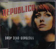 Republica-Drop Dead Gorgeous cd maxi single