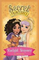 03: Starlight Fiesta Pijamas Secret Princesas Libro en Rústica Rosie Banks Can.