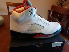 2013 Nike Air Jordan 5 Retro | Fire Red | Size 11 New With Box