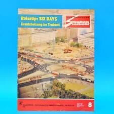 Der Deutsche Straßenverkehr 8/1972 DDR Camptourist CT 6-1 Six Days Trabant G