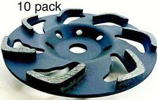 10pk 6 Diamond Cup Wheel With 19mm Arbor Fits Hilti Dg150