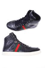 Gucci Stiefel Sneaker Herren ITALY Schwarz 221825A9L90 1072 Gr. 6,5 ANGEBOT