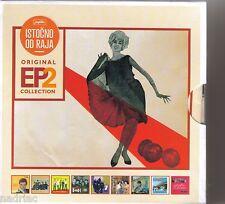 ORIGINAL EXTENDED PLAY Collection ISTOCNO OD RAJA 9 CD 2015 EP2 Croatia Jugoton