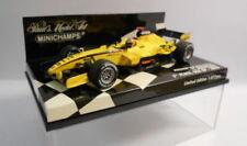 Voitures de courses miniatures noirs Toyota 1:43