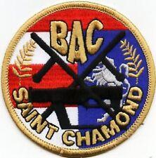 FRANCIA POLICIA NACIONAL FRANCE NATIONAL POLICE BAC SAINT CHAMOND