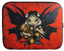 JASMINE BECKET GRIFFITH VOODOO FAIRY LAPTOP NOTEBOOK NETBOOK SLEEVE/COVER.COOL!