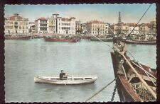 64 - cpsm - ST JEAN DE LUZ - Le port et la maison de l'Infante  (D9788)