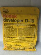 Kodak D-19 Developer