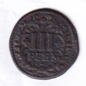 Hamm Stadt Cu 3 Pfennig 1739 Kennepohl 88 stampsdealer