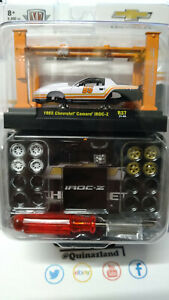 M2 Machines Model Kit 1985 Chevrolet Camaro Iroc-Z (NG108)