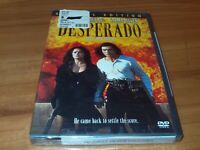 Desperado (DVD, 2003, Widescreen Special Edition) NEW