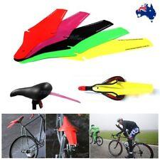 MTB BICYCLE BIKE REAR WHEEL PLASTIC MUDGUARD FENDER BOARD FIXED GEAR BICYCLE