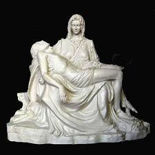 """STATUA PIETA' di MICHELANGELO H cm. 130 x L.150- PITY STATUE H 51"""" x L 59"""""""