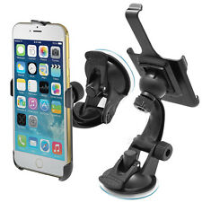 "360° Windscreen Car Holder Cradle Car Mount Stand for Apple iPhone 6 4.7""  /F6"