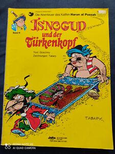 Isnogud - Isnogud und der Türkenkopf, Band 11, Goscinny Tabary
