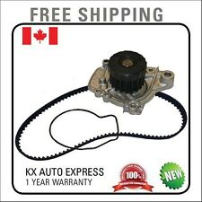 NEW TIMING BELT & WATER PUMP KIT FOR ACURA EL 1.7L 2001 2002 2003 2004 2005