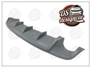 Rear bumper diffuser for Jeep Grand Cherokee 2012-2020.