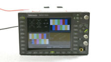 Tektronix Wfm 7020 Forme D'Onde Moniteur SD/HD / 3g Optique : SD HD Pub DL