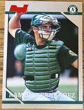 Ramon Hernandez 1996 Bowman Baseball Card #220  Rookie Mint