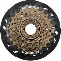 Shimano Screw On Freewheel 14/34 TZ500 Bike Freewheel Sprocket