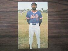 1986 Tcma New York Mets Mookie Wilson Postcard