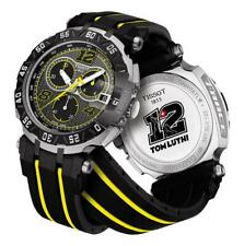 NEW Tissot Swiss Made T-Race Thomas Luthi Chronograph T0924172706700
