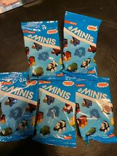 THOMAS THE TRAIN & FRIENDS ~ NEW Minis 2016/4 Fisher Price Blind Bags ~ Lot of 5
