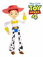 """Disney Pixar Toy Story 4 Jessie Figure, 8.8"""" Tall, Posable Cowgirl Character"""