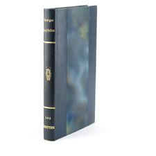 COURTELINE Les Linottes Edition originale 1/20 ex. sur Chine, reliure de Kieffer