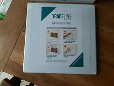 5 x Tradeline 300mm x 300mm Access Panel White