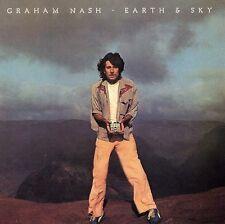 Graham Nash - Earth & Sky [New CD] France - Import