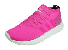 adidas Originals FLB Flashback Mid Women's Trainers Gym Running Shoes - Pink