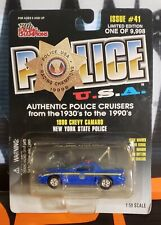 1998 RACING CHAMPIONS POLICE U.S.A. * 1996 CHEVY CAMARO * NEW YORK STATE POLICE