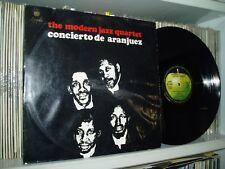 THE BEATLES - THE MODERN JAZZ QUARTET LP SPACE Unique spanish cover APPLE SPAIN