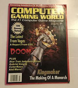 Computer Gaming World Magazine March 1994 No. 116