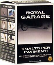 Brava RGZC7 Royal Garage Smalto per Pavimenti 750 ml, Grigio Chiaro
