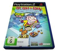 Ed, Edd n Eddy The Mis-Edventures PS2 PAL *Complete*