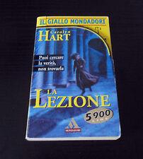 La lezione - Carolyn Hart - Il Giallo Mondadori N° 2542 -