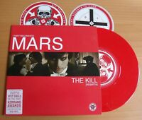 """Thirty Seconds To Mars The Kill (Rebirth) 7"""" Red Vinyl NEW"""