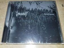 Vinterriket Northaunt split CD. black metal