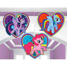 My Little Pony Honeycomb Balls Decorations Birthday Party Favor Supplies~3 Balls