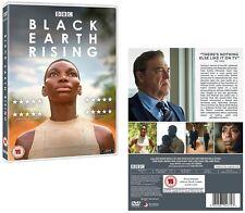 BLACK EARTH RISING (2018) Netflix TV Drama Season Series - NEW Rg2 Eu DVD not US