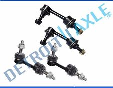 Front & Rear Sway Bar Links for 2003 2004 Ford Expedition Lincoln Navigator 4pc