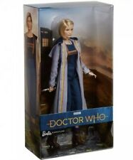 Doctor Who Barbie Signature Doll The Thirteenth Doctor New In Sealed Box!