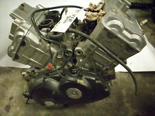 2000 HONDA VFR800 VFR 800  ENGINE MOTOR TRANS