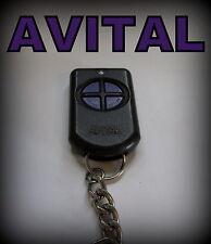 AVITAL PRIME 4 BUTTON 302 MHZ CONTROLLER CLICKER OPENER KEYFOB REMOTEH50T04