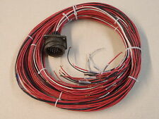 Cable w/ 32 Pin Female Amphenol Connector 18 AWG Wire