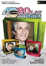 CZTERDZIESTOLATEK 20 LAT POZNIEJ  DVD 6 disc POLSKI POLISH